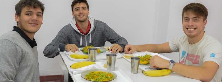 Comedores estudiantiles